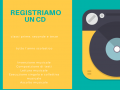 m registriamo un cd